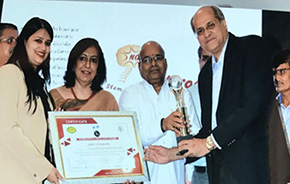 International Excellence Award for Service to Disabilities