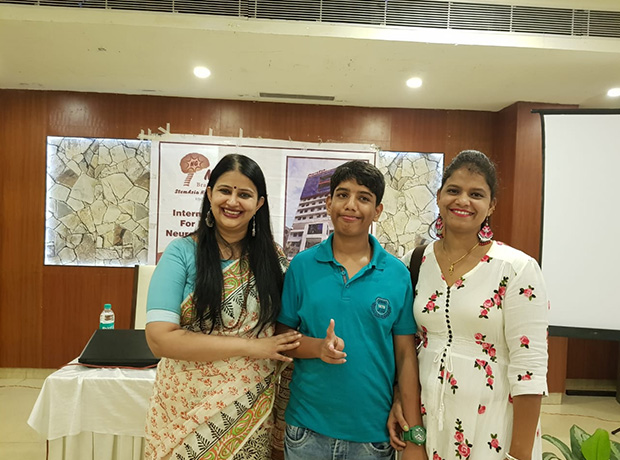 Tripura Boy with Autism Explores Independence after Cell Therapy at NeuroGen BSI