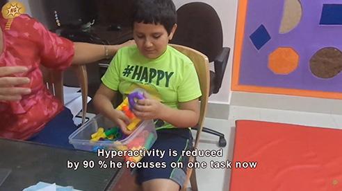 Autism Testimonial