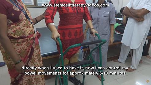 Spinal Cord Injury Testimonial